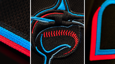 28368da4010 The Marlins Have A New Logo And New Uniforms, Again