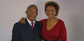 Henry Louis Gates Jr. and Leslie Uggams (Akoto Ofori-Atta)