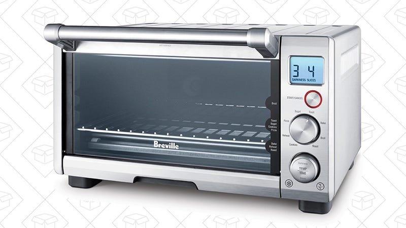 This $110 Breville Smart Oven Might Be Black Friday s Best Deal