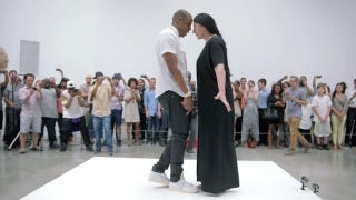 Illustration for article titled Marina Abramović: Jay Z 'Completely Used Me' in 'Picasso Baby' Video