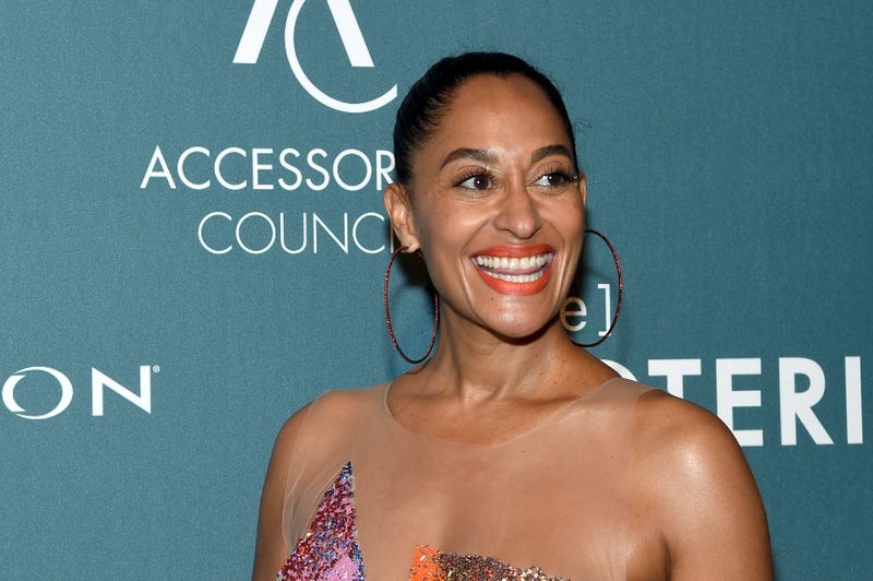 Tracee Ellis Ross attends the 22nd Annual Accessories Council ACE Awards at Cipriani 42nd Street on June 11, 2018, in New York City.