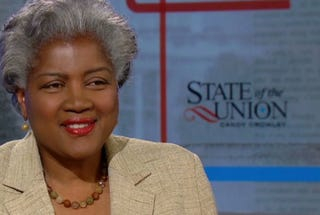 Donna Brazile was a CNN commentator until last summer. (CNN)