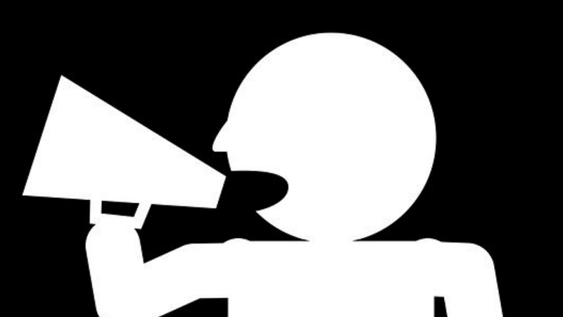 Illustration for article titled 'Inhuman Microphone' App Circumvents Occupy Wall Street's Megaphone Ban