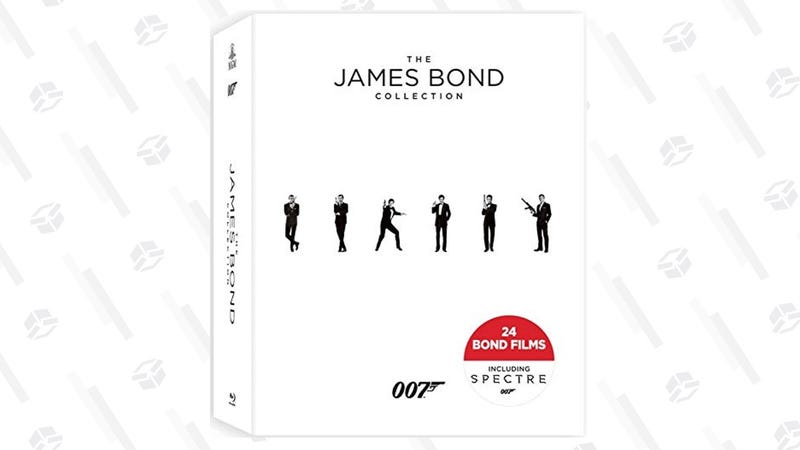 The James Bond Collection | $68 | Amazon