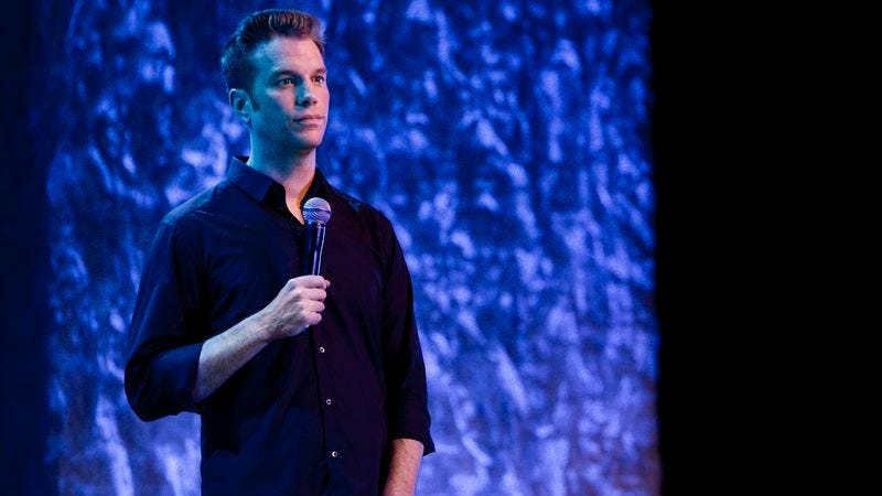 Illustration for article titled Anthony Jeselnik on Sharon Stone, thankless open mics, and his evil plan