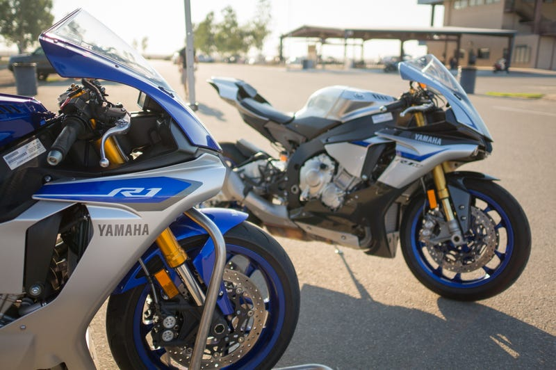 Illustration for article titled Is The Yamaha YZF-R1S A New Model Or Nah?