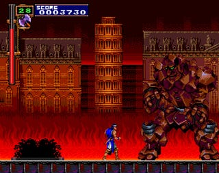 Illustration for article titled Castlevania: Rondo of Blood Heading To Virtual Consoles West?