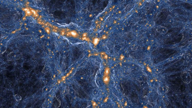Huge Patch of Universe Is Strangely Opaque Despite Its Lack of Galaxies