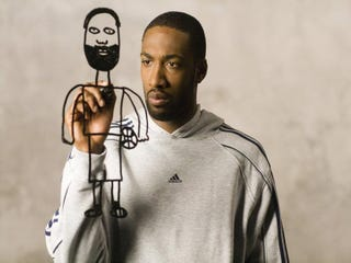 Illustration for article titled It's Never The Offseason In The Mind Of Gilbert Arenas