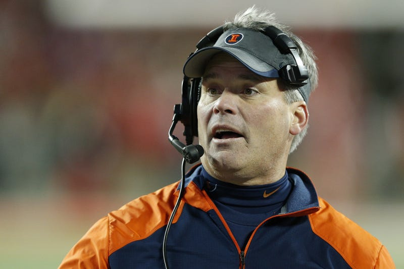 Illustration for article titled Tim Beckman Fired For Forcing Players To Play Through Injury