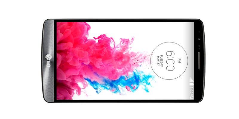 Illustration for article titled LG G3: A Bigger, Burlier Smartphone Workhorse