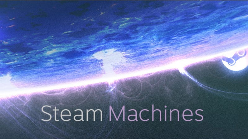 Illustration for article titled The Steam Box Is Real, But It's Not Just From Valve