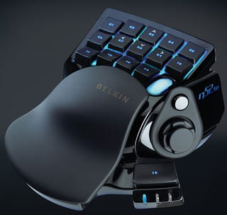 Illustration for article titled Belkin n52te SpeedPad, More One-Handed Gaming