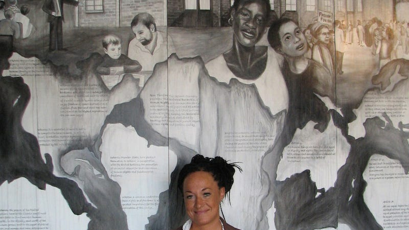 Illustration for article titled When Rachel Dolezal Attended Howard University, She Was Still White