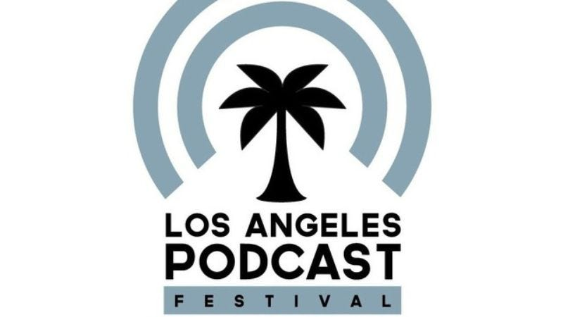 Illustration for article titled Win tickets to L.A. Podcast Festival