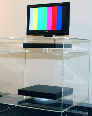 Illustration for article titled Sony Getting Closer to TVs With No Cables Whatsoever