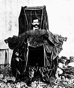 Illustration for article titled The Parachute That Killed Its Inventor