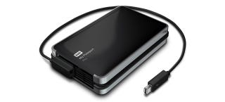 Illustration for article titled Western Digital Crams Two-Disk RAID Into Portable Thunderbolt Drive