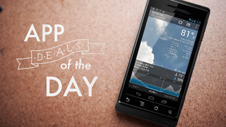 Illustration for article titled Daily App Deals: Get BeWeather & Widgets Pro for Android for 99¢ in Today's App Deals