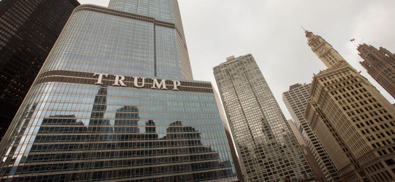Image result for trump towers