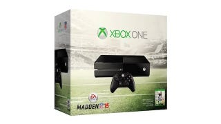 Illustration for article titled New Xbox One Bundles: Sunset Overdrive, Madden NFL 15, White Console