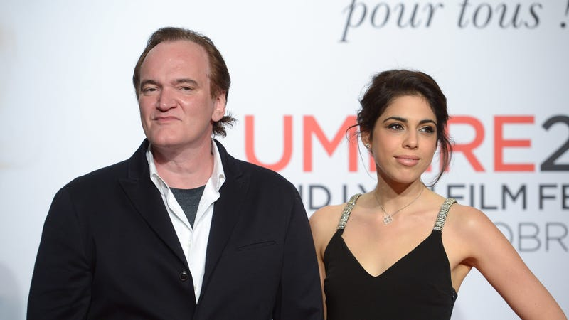 Quentin Tarantino is getting married and we really hope his fiancéhasn't seenKill Bill