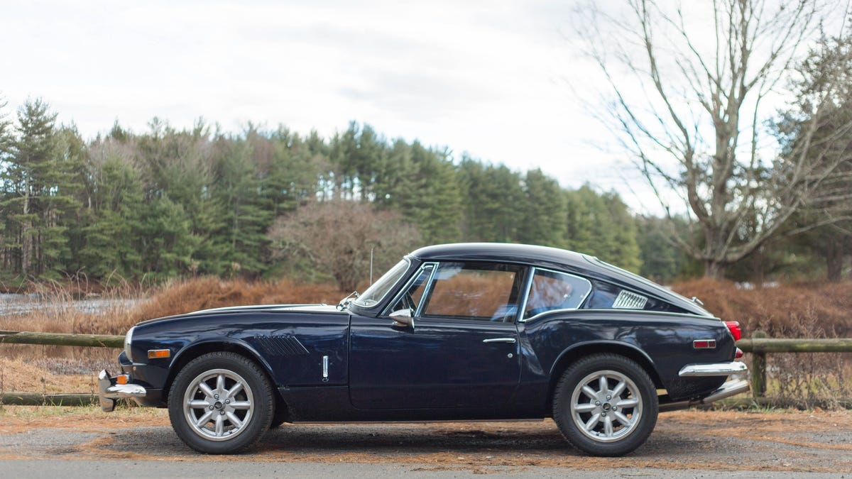 Driving A 1970 Triumph Gt6 Reminds You Cars Once Had Steep Learning