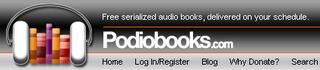 Illustration for article titled Download serial audiobooks at Podiobooks.com