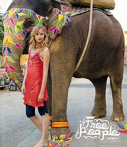 Illustration for article titled Free People: Someone Watched The Darjeeling Limited Before Booking This Photo Shoot
