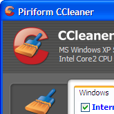 Illustration for article titled CCleaner 2.0 Decrapifies Your PC