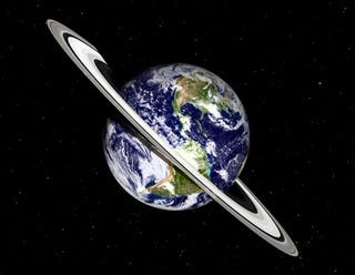 if the the planets had rings - photo #15