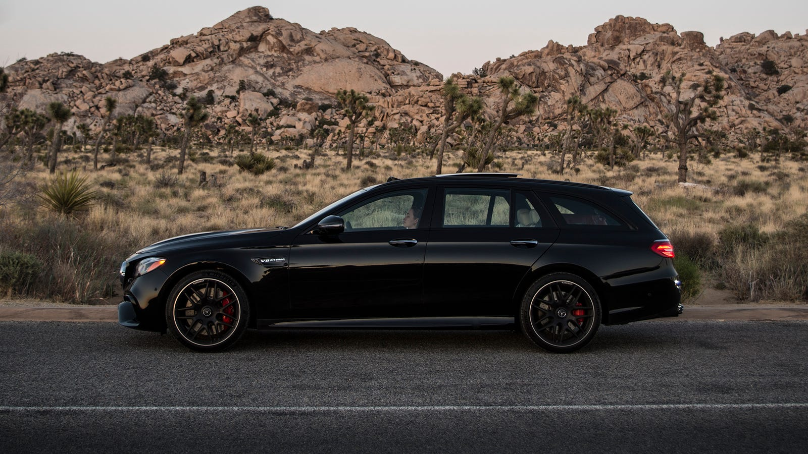Here's Why The 2018 Mercedes-AMG E63 S Wagon Is Still The