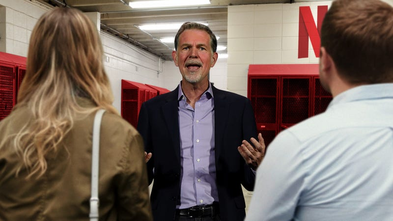 Netflix CEO Chews Out Content Creators In Post-Emmys Locker Room Tirade