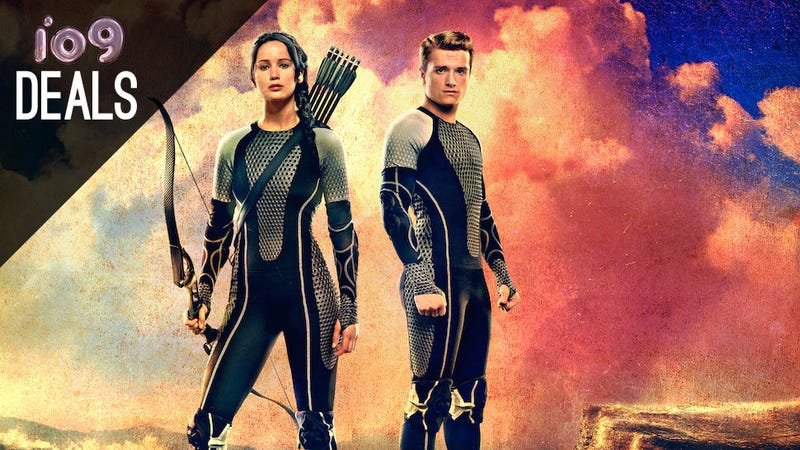 Illustration for article titled Catching Fire, The Art of Final Fantasy, Audible, Thor [Deals]