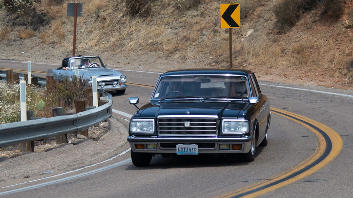 Whatu0027s Itu0027s Like To Drive Mazdau0027s Rotary Greatest Hits On Californiau0027s Best  Roads