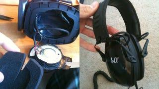 Fix a Broken Pair of Headphones with $20 Earmuffs