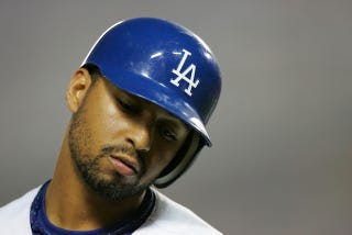 Illustration for article titled Report: Matt Kemp Trade Held Up Because He Has Old-Lady Hips