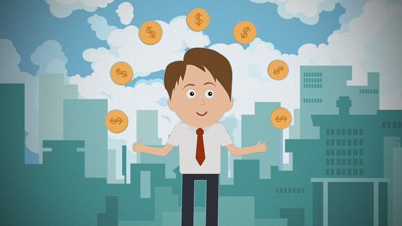 Illustration for article titled The Money Moves to Make After Landing Your First Job