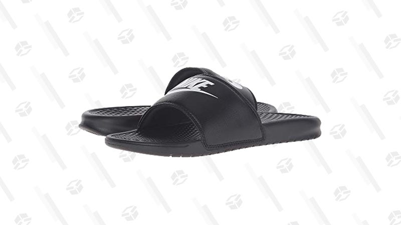 Nike Benassi JDI Slide | $20 | Zappos