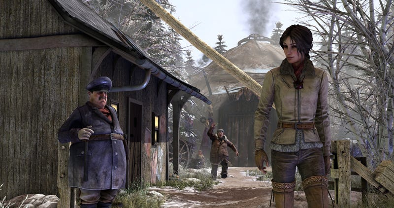 Illustration for article titled Long-Awaited Adventure Sequel Syberia III Arrives April 25