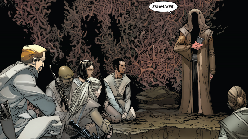A new Jedi Order in Darth Vader #14? Maybe not.