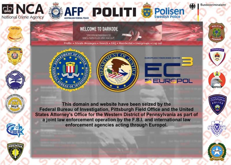 "Illustration for article titled ""Hornet's Nest of Criminal Hackers"" Destroyed by Feds"