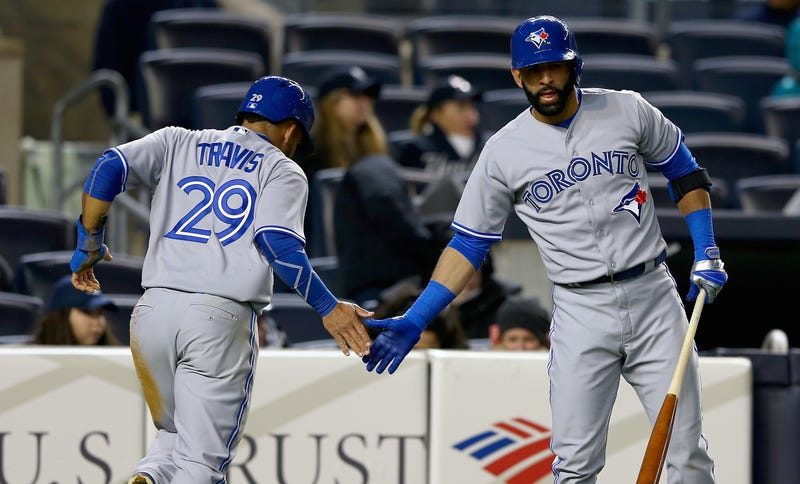 Illustration for article titled Jose Bautista Is Boycotting The Blue Jays' Broadcaster Over The Cost Of A Rookie's Suit