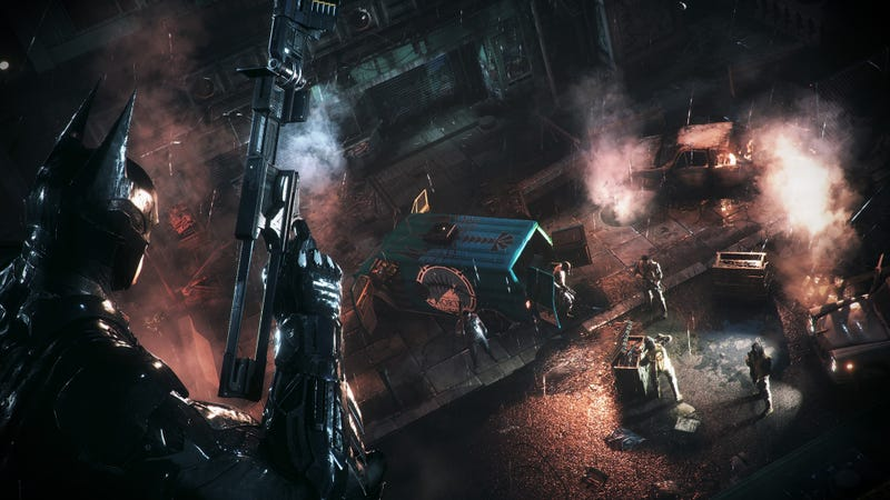 Illustration for article titled Arkham Knight PC Patch Briefly Appears, And Early Reports Are Promising