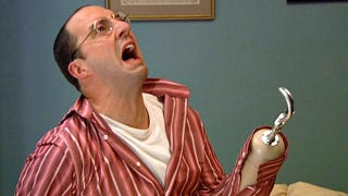 Illustration for article titled Tony Hale Would Like To See Buster Bluth Return With A Bionic Hand