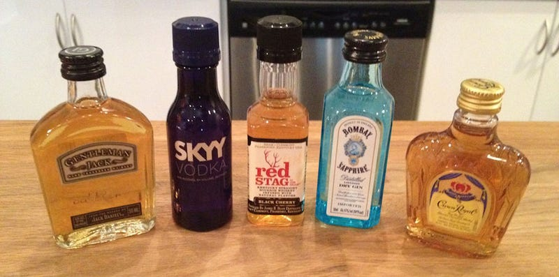 how to make booze at home