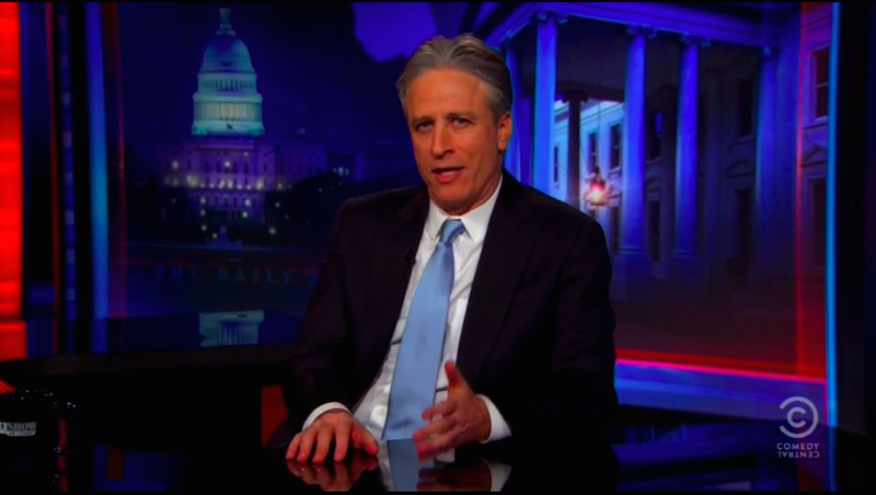 Illustration for article titled Watch Jon Stewart Announce His Retirement from The Daily Show