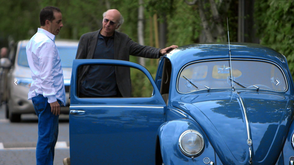 66799ea0b We Talk To Jerry Seinfeld About Comedians In Cars Getting Coffee, And Why  He Loves MGs And Hates Lexuses