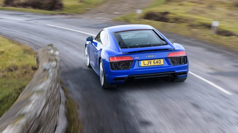 Illustration for article titled Dammit: No More Audi R8 After This One By The Looks Of It