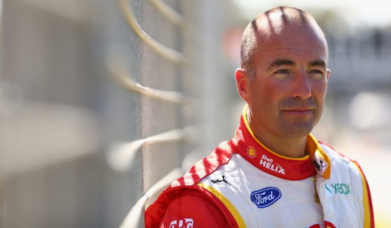 Illustration for article titled Why Marcos Ambrose Requested Not To Drive His V8 Supercar
